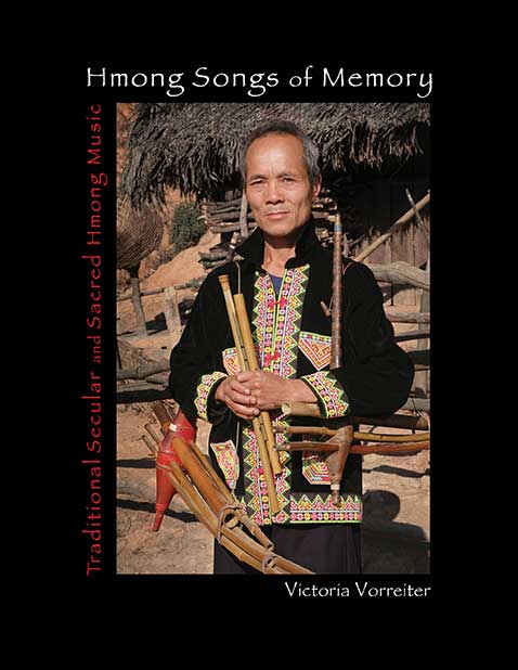 Hmong songs of memory book
