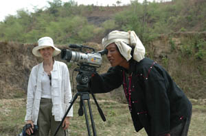 Victoria Vorreiter, Documentary film maker